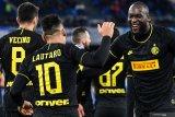 Romelu Lukaku akhiri kutukan Inter tak pernah menang di San Paolo sejak 1997