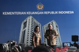 Ketua KPK kunjungi Sri Mulyani bahas status pegawai KPK