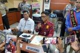 Polisi tembak dua pencuri spesialis pembobol kaca mobil di Palu