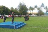TNI gelar pasukan operasi pengamanan kunjungan Presiden Jokowi ke Natuna