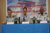 Kanim Jayapura berikan tindakan administrasi terhadap 58 WNA