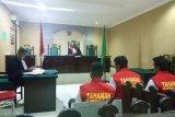 Terdakwa penjual amunisi di Papua dituntut hukuman enam tahun penjara