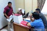 Jaksa tahan para tersangka kasus dugaan korupsi RSUD Padang