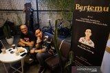 Gibran hadiri dialog  bersama anak muda Surakarta