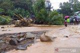 BPBD Sangihe:76 rumah rusak akibat banjir bandang dan longsor