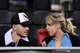 Istri Icardi: suaminya belum tentu permanen ke PSG