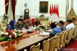 Presiden Jokowi panggil kepala daerah tekankan kerja sama tangani banjir