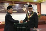 Hendri Nofrianto Dilantik jadi rektor ITP untuk ketiga kalinya