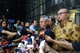 OTT Wahyu Setiawan, KPK undang KPU saat konferensi pers
