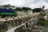 BPBD Sleman pastikan kantong lahar bisa tampung aliran lahar hujan dari Merapi