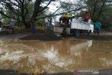 Wisatawan keluhkan kerusakan jalur wisata Pantai Glagah-Congot Kulon Progo