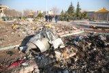 Iran akui tembak jatuh pesawat  Ukraina