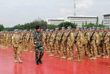 Kasum TNI Letjen Joni Supriyanto sambut 1.289 Satgas Konga dari Lebanon