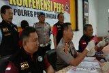 Polresta Pekalongan ungkap 63 kasus narkoba pada 2019