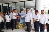 Pelindo IV Peduli Banjir Bandang Sangihe