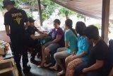 Warga sambut baik posko kesehatan Biddokes Polda Sulut di Sangihe