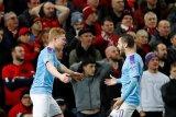 Manchester City cuma perlu 15 menit latihan taktik untuk kalahkan MU