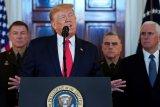 Iran menolak dukungan Trump bagi rakyat Iran