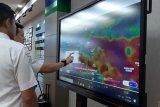 BMKG deteksi 14 titik panas di Riau