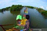 Pengelola bisnis wisata Bekasi mengeluh, rugi akibat banjir sejak malam tahun baru