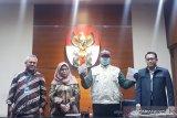 Wahyu Setiawan jadi tersangka, Ketua KPU minta maaf