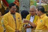 Besan Presiden daftar bakal  calon bupati Tapanuli Selatan