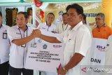 PLN Sulutenggo salurkan bantuan korban banjir bandang Sangihe
