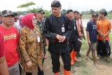Atasi banjir Grobogan, Pemprov Jateng kirim alat berat