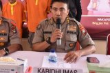 Polda Kepri amankan kurir 1 Kg sabu-sabu di Batam