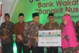 Jumlah Bank Wakaf Mikro di Indonesia capai 56 unit