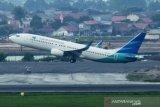 Garuda Indonesia alihkan penerbangan Eropa dari ruang udara Iran