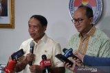 Menpora dan Gubernur Papua memastikan PON berlangsung sesuai jadwal