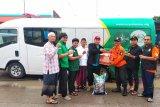 NU Peduli salurkan bantuan untuk korban banjir Grobogan
