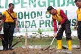 Polda Sulsel tanam 20.000 pohon untuk program penghijuan
