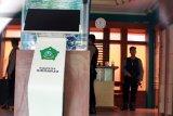 KPK geledah  kantor Dinas PU Bina Marga dan Sumber Daya Air Sidoarjo