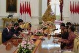 Presiden Jokowi mengundang Kaisar Jepang ke Indonesia