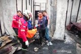 Kebakaran rumah pastor di Kapuas renggut satu korban jiwa