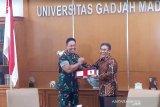 TNI AD-UGM sepakati kerja sama program pascasarjana untuk prajurit