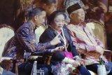 Presiden dan Wapres hadiri Rakernas PDIP