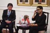 Indonesia dan Jepang perkuat kerja sama perikanan di Natuna