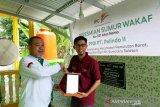 ACT-Pelindo II kolaborasi bangun sumur  wakaf di Ogan Ilir