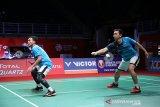 Kalah, Ahsan/Hendra gagal rebut tiket final Malaysia Masters