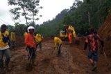Cegah longsor, BPBD Banjarnegara ajak warga tanam pohon