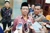 Mahfud ingin isu korupsi Rp10 Triliun Asabri diungkap tuntas