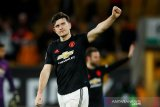 Jamu Norwich, Maguire siap kembali perkuat Manchester United