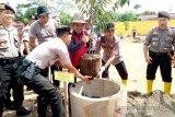 Program Polri Peduli Penghijauan bantu entaskan stunting di Bartim