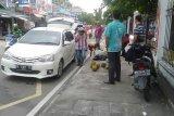 Dishub 'berantas' parkir liar marak di Palangka Raya
