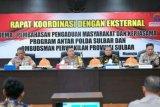 Ombudsman Sulawesi Barat  minta status Polres Mamuju ditingkatkan