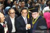 Rektor IPB  kenang motivasi orang tuanya