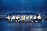 Hari ini, Super Junior kembali ke Indonesia